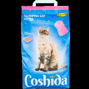 Coshida asternut absorbant pisici, 10kg
