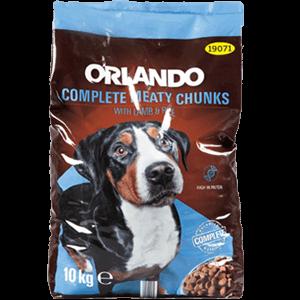 Orlando hrana uscata caini, 10kg