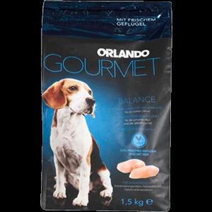 Gourmet hrana uscata pentru caini, 1.5kg