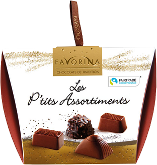 Favorina les p'tits assortiments