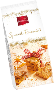 Favorina spiced biscuits