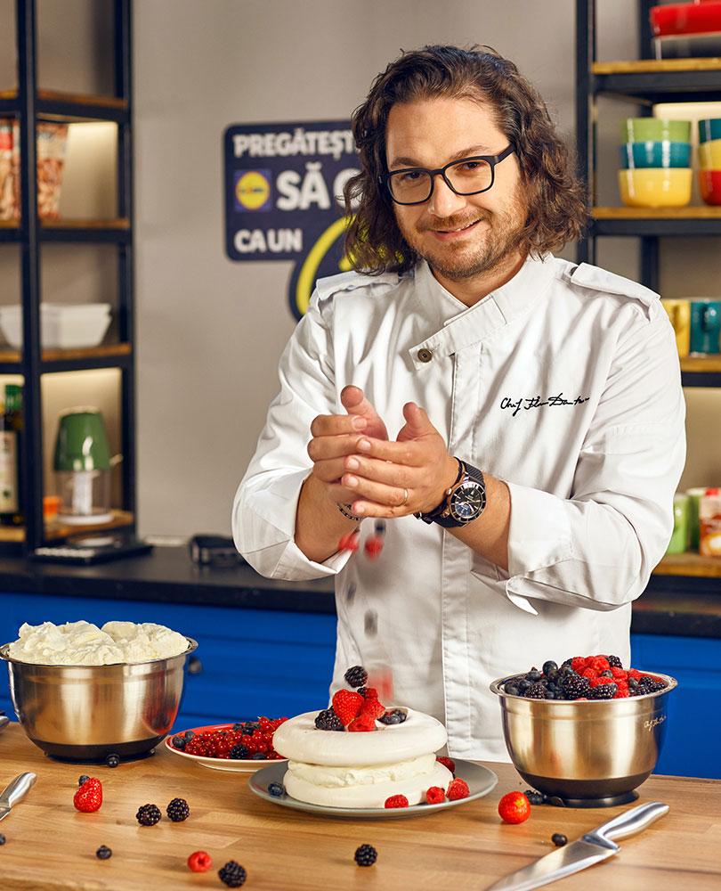Castroane Chef