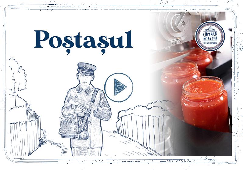 video Poștașul