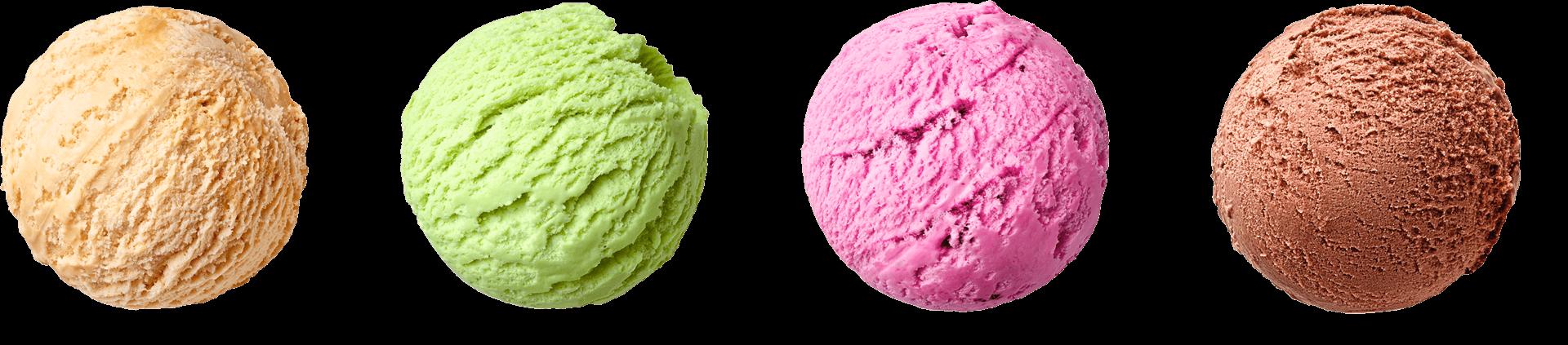sortimente înghețată