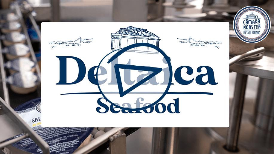 video fata din deltă Deltaica Seafood