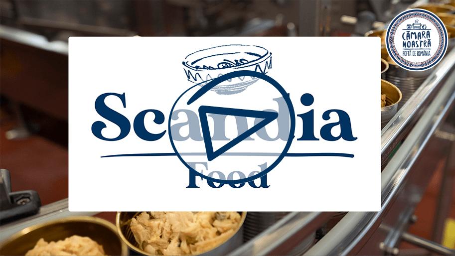 video hanul actorilor Scandia Food