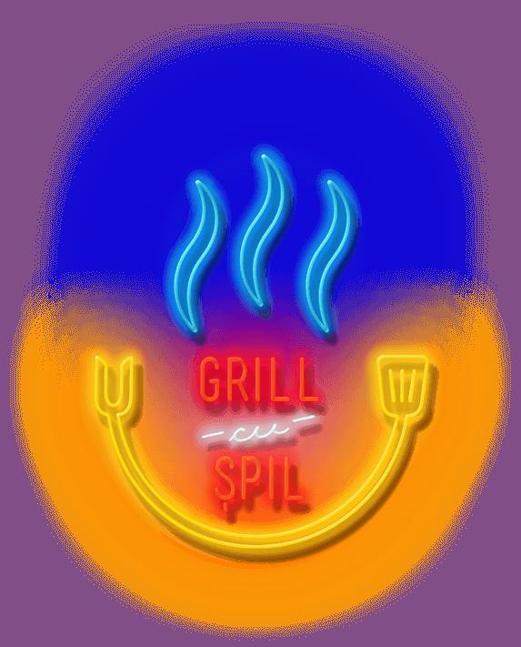 Grill cu șpil