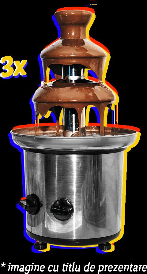 fântână de ciocolată
